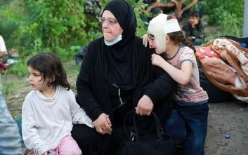 Πρόσφυγες που πέρασαν στην Ουγγαρία επέστρεψαν στη Σερβία για τις οικογένειές τους