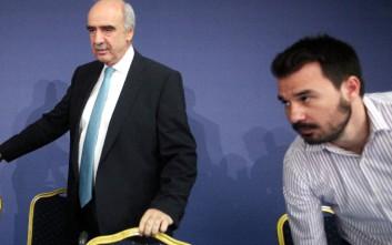 Ανοιχτό το ενδεχόμενο να ζητήσει παραίτηση Παπαμιμίκου ο Μεϊμαράκης
