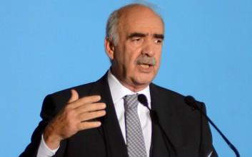Μεϊμαράκης: Θα φτιάξουμε την Εθνική Ελλάδος με τους καλύτερους της πολιτικής
