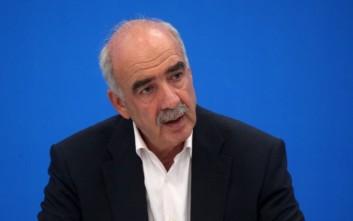 Μεϊμαράκης: Το μεταναστευτικό είναι βόμβα έτοιμη να εκραγεί