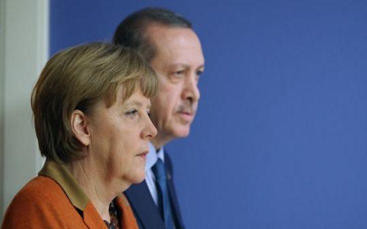 «Η Γερμανία έχει συμφέρον από μια ισχυρή Τουρκία»
