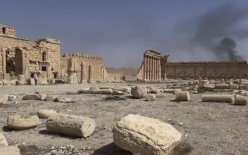 Αρχαιολόγοι τιμούν τη μνήμη σύρων συναδέλφων που δολοφονήθηκαν