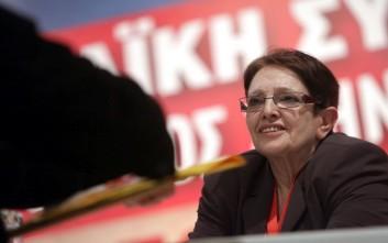 Παπαρήγα: Οι κομμουνιστές να αντλούν έμπνευση από την Οκτωβριανή Επανάσταση