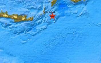 Σεισμός 5 Ρίχτερ στα Δωδεκάνησα