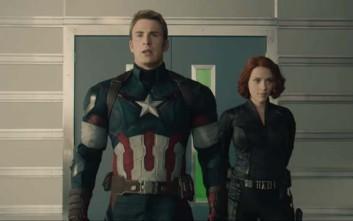 Γκάφες στα γυρίσματα των Avengers