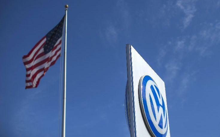 Volkswagen και ΗΠΑ κοντά σε διακανονισμό 4,3 δισ. δολαρίων