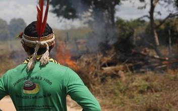 Φυλή του Αμαζονίου προστατεύει τα δάση με GPS και κρυφές κάμερες