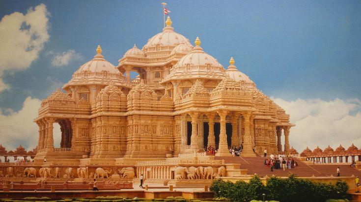 Ναός Akshardham