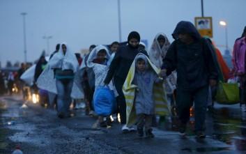 Για «μαζική έξοδο» προσφύγων από τη Συρία προειδοποιεί ο ΟΗΕ