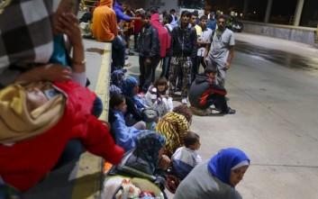 Κέντρο φιλοξενίας προσφύγων στην Αγχίαλο