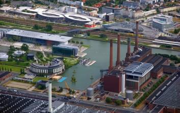 Βόλφσμπουργκ, μία πόλη που αναπνέει στον ρυθμό της Volkswagen