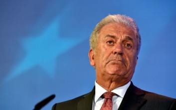 Αβραμόπουλος: Η κατάσταση στην Ελλάδα έχει σαφώς βελτιωθεί