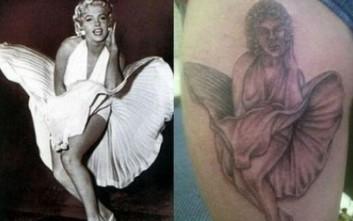Τατουάζ για γέλια