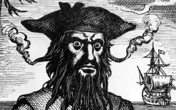 Ο θρυλικός πειρατής Μαυρογένης
