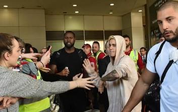 Πανικός από την άφιξη του Μπίμπερ στη Μελβούρνη