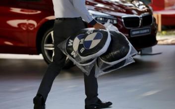 Βουτιά για τη μετοχή της BMW