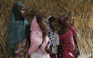 Νιγηρία Παιδιά Μπόκο Χαράμ