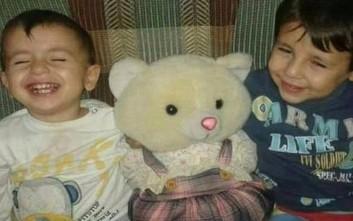 Δύο μικρά παιδιά, μία τεράστια τραγωδία στη Μεσόγειο