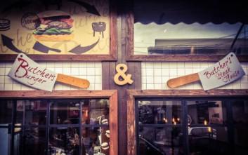 Butcher's Burger & Butcher's Steak House για… δυνατούς καλοφαγάδες στο Χαλάνδρι!