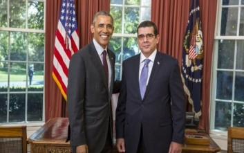 Διαπιστεύτηκε ο πρώτος πρέσβης της Κούβας στις ΗΠΑ μετά από μισό αιώνα