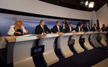 Τι απάντησαν οι πολιτικοί αρχηγοί για τη δημόσια διοίκηση και την κοινωνική πολιτική