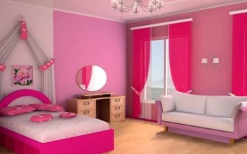 Επτά υπέροχα κοριτσίστικα δωμάτια