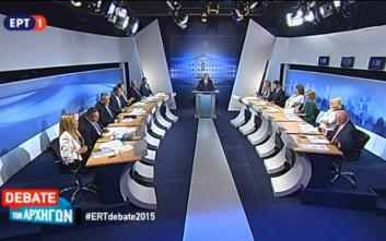 Πόσοι Έλληνες παρακολούθησαν χθες το debate