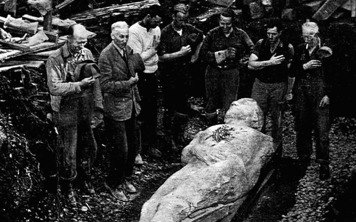 Απίστευτες αρχαιολογικές παραχαράξεις με εξίσου απίστευτες συνέπειες
