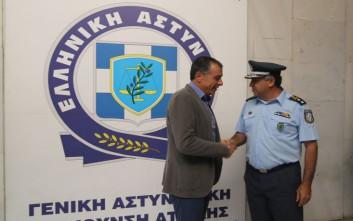 Θεοδωράκης: Η Αστυνομία έχει καταφέρει την κάθαρσή της