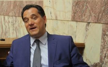Ανοιχτή έκκληση Γεωργιάδη για ντιμπέιτ των υποψηφίων στη Νέα Δημοκρατία