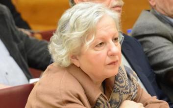 Γερασιμίδου: Έχω θυμώσει πολύ, η Ελενίτσα δεν έγλειψε ποτέ κανέναν