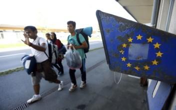 Τι αποφάσισε το κόμμα της Μέρκελ για το προσφυγικό