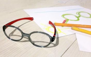 Νέα συλλογή γυαλιών προσαρμοσμένη στις παιδικές ανάγκες