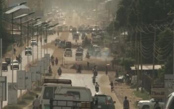 Ανεβαίνει ο αριθμός των νεκρών στην έκρηξη στο Σουδάν