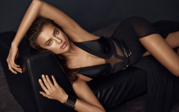 Η πρώτη εμφάνιση της Irina Shayk μετά τη γέννηση της κόρης της