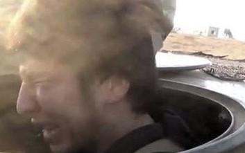 Έφηβος βομβιστής αυτοκτονίας λίγο πριν την τελική του αποστολή