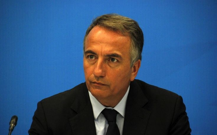 Καλαφάτης: Δεν ψηφίζουμε την κύρωση της Συμφωνίας των Πρεσπών