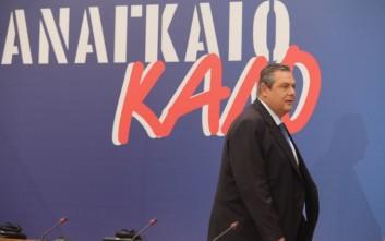 Επίθεση ΑΝΕΛ στον Σουλτς για το «ακροδεξιό» κόμμα του Καμμένου