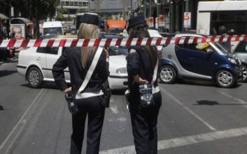 Κυκλοφοριακές ρυθμίσεις στο κέντρο της Αθήνας λόγω ποδηλατικού αγώνα