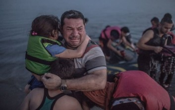 Στη Γερμανία η οικογένεια του Σύρου που είχε φτάσει κλαίγοντας στην Κω