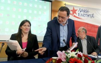 Έλεγχο των ψηφοδελτίων σε τέσσερις δήμους ζητάει η Λαϊκή Ενότητα