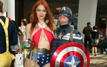 Η πιο σέξι Wonder Woman