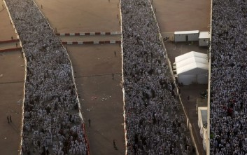 Έφτασαν τους 150 οι νεκροί στη Μέκκα
