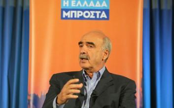 Έτοιμος να καταθέσει υποψηφιότητα ο Μεϊμαράκης