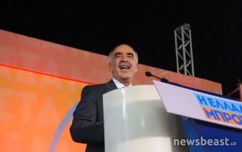 Μεϊμαράκης: Θα κάνουμε τα πάντα να γυρίσει το χαμόγελο σε όλους τους Έλληνες