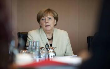 Μέρκελ: Είμαστε ενωμένοι κατά της τρομοκρατίας