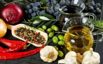 Η μεσογειακή διατροφή ασπίδα για τον καρκίνο του μαστού