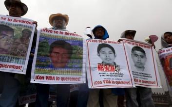 Έρευνα για την απαγωγή και δολοφονία 43 φοιτητών στο Μεξικό