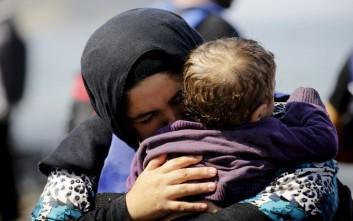Συνεχίζονται οι ροές μεταναστών και προσφύγων σε Λέσβο και Σάμο