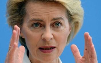 Υπ. Άμυνας Γερμανίας: Ανοιχτό το θέμα της πρόσβασης των βουλευτών στο Ιντσιρλίκ